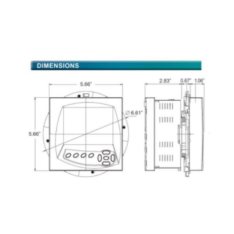 DTSk2 Dimensions